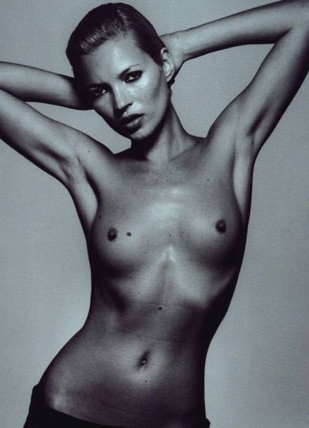 Kate Moss topless - nude…. ©undefined