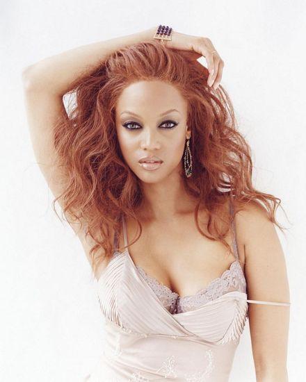 Tyra Banks Modeling: Tyra To Pose As Michelle Obama?