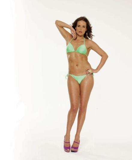 Nicole linkletter bikini