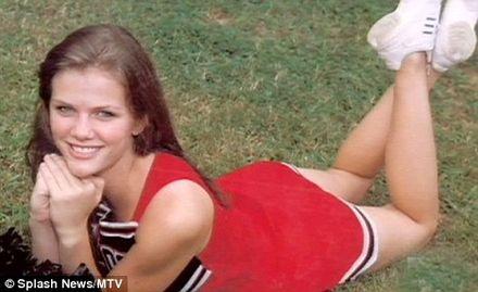 ... model Brooklyn Decker shows off her school photos | The Models Blog