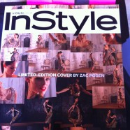 Coco Rocha lands Zac Posen's limited edition InStyle UK cover