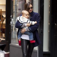 Busy career doesn&#8217;t stop Miranda Kerr from spending quality time with son