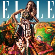 Filippa Hamilton covers Elle Spain