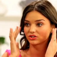 Miranda Kerr reveals odd and easy beauty secrets