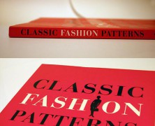 Book Review:  Classic Fashion Patterns of the 20th Century by Anne Tyrell