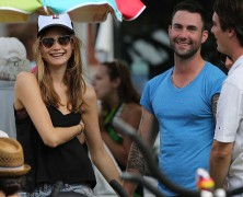 Behati Prinsloo Dating Adam Levine, Anne V&#8217;s Ex-Boyfriend