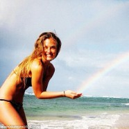 Blowing 27 Candles? Bar Refaeli Prefers Holding Rainbows!