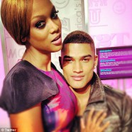 America�s Next Top Model host Tyra Banks dating toy boy?