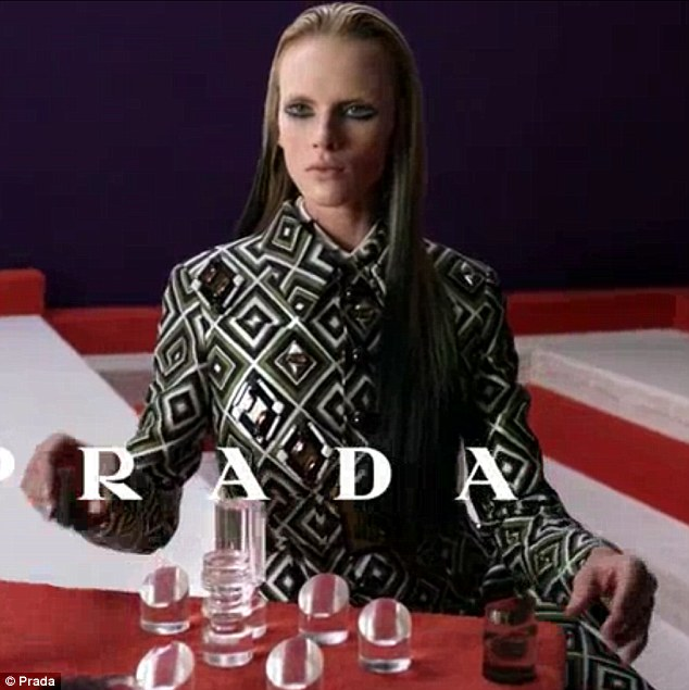 New Prada ad campaign attempts to show another side to models