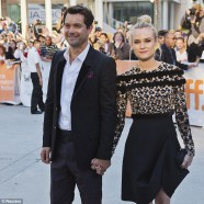 Diane Kruger has that look of love at the premiere of Joshua Jacksons new film