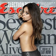 Mila Kunis is the sexiest woman alive, so says Esquire magazine