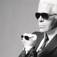 Karl Lagerfeld speaks out again