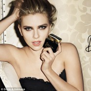 Scarlett Johansson is the face of Dolce & Gabbana