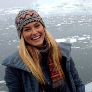 Bar Refaeli heats up Greenland