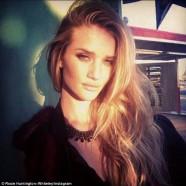 Rosie Huntington-Whiteley heats up Vogue photoshoot