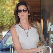 Cindy Crawford goes bare-faced again