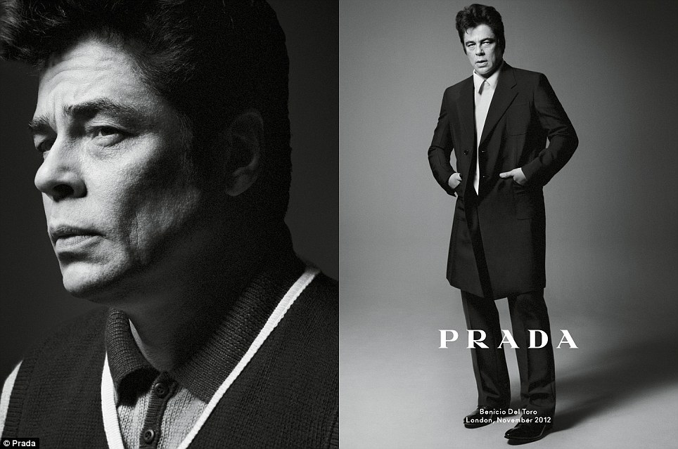 It's an all star cast for Prada's 2013 S/S campaign | The Models Blog