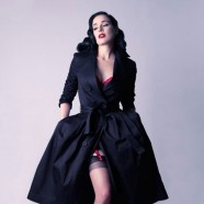 Dita von Teese speaks out about her Dresses collection