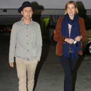 It�s date night for Agyness Deyn and hubby Giovanni