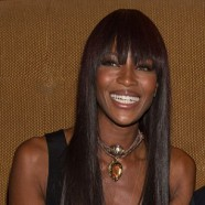 Naomi Campbell is out of the wheelchair