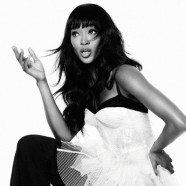 Naomi Campbell reflects on her past