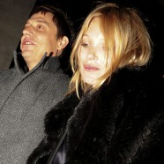 Kate Moss enjoys date night with hubby