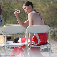 Coco Rocha looks stunning in Miami photoshoot