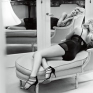 Kate Upton Ad Campaign for Edelman Footwear Label!