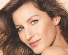Gisele Bundchen New Face Of Chanel Beauty!