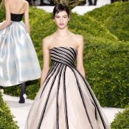 Raf Simons makes his mark in Christian Dior Spring 2013 show