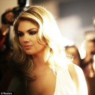 Kate Upton is a glamour puss in Super Bowl ad