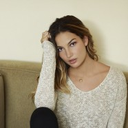 Lily Aldridge launches her own clothing collection