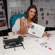 Alessandra Ambrosio Launches Al� Clothing Line!