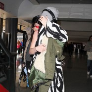 Kendall And Kylie Jenner Leaving New York!
