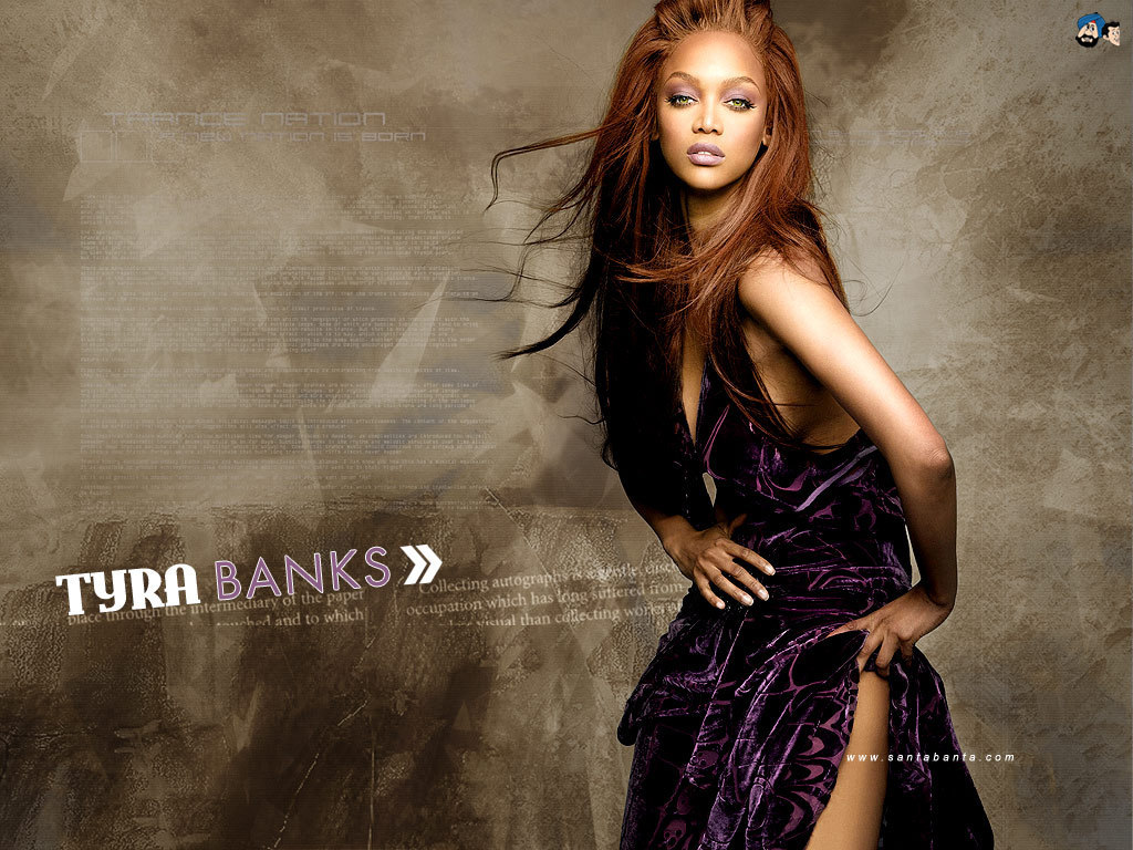 from Chevy tyra banks naked hot