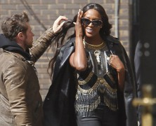 Naomi Campbell brings her hit show to the UK