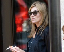 Kate Moss is into &#8220;puffing&#8221;?