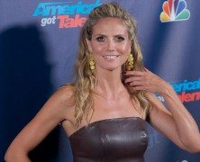 Heidi Klum stuns again at America�s Got Talent after-party