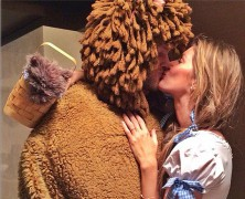 Gisele Bundchen rocks �Dorothy� costume for Halloween party