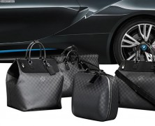 Louis Vuitton for BMW i8: the combination of luxuries