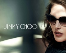 Catherine McNeil is the face of Jimmy Choo fall 2014 Campaign