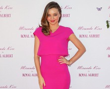 Miranda Kerr Is Happy & Content Being Single
