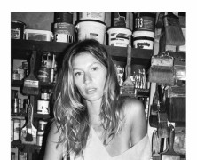 Gisele Bundchen Goes Make up Free for Sonia Rykiel's Fall Campaign
