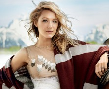 Blake Lively Lands Her Third Vogue Cover