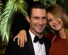 Behati Prinsloo and Adam Levine Are Married !