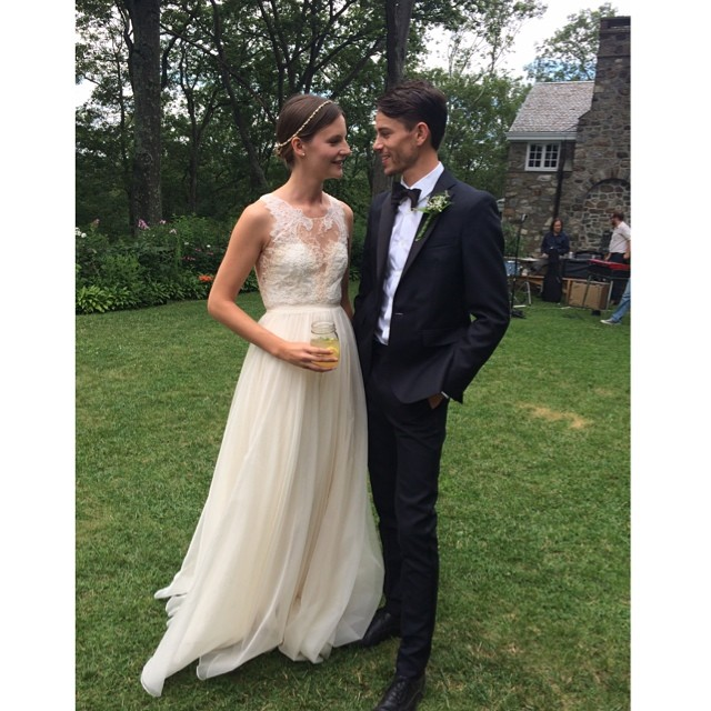 Sara blomqvist ties the knot news the fmd after behati prinsloo walked down aisle its the turn for sara blomqvist the swedish beauty is the latest model to tie the knot junglespirit Image collections