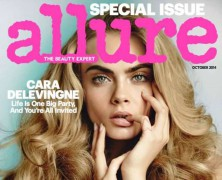 Cara Delevingne Lands Allure's Best Of Beauty Cover