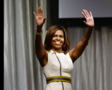 Michelle Obama To Host Fashion Education Workshop At The White House