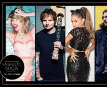 2014 Victoria's Secret Fashion Show Lines up Taylor Swift, Ariana Grande & more performers