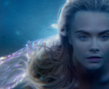 Cara Delevingne Appears In Pan Trailer